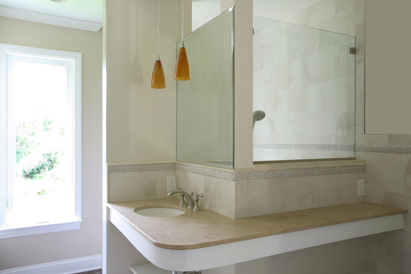 Custom Designed bathroom sample image